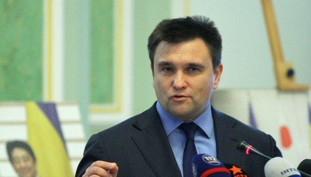 Присутствие ОБСЕ на Донбассе уменьшает российскую агрессию – Климкин
