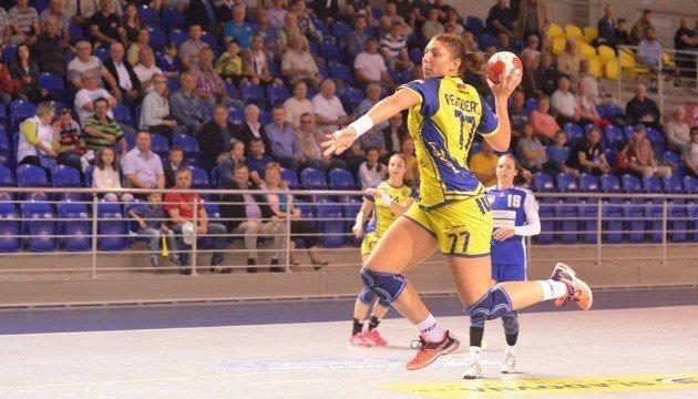 Украинские гандболистки выиграли титулы в европейских чемпионатах