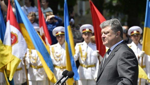 Порошенко призвал G7 не дать Москве шансов на продолжение агрессии против Украины