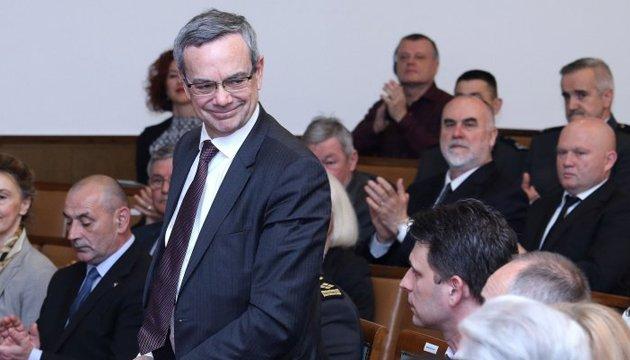 Россия должна вернуться к официально признанных границ – Паоло Алле