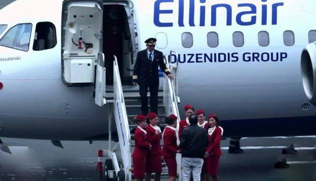 В харьковском аэропорту возобновили сезонный рейс до Салоников