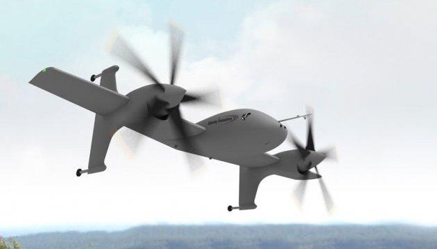 Армия США испытала мощный дрон