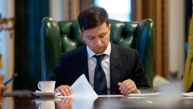 Photo of Зеленский подписал закон о социальные и экономические гарантии во время пандемии
