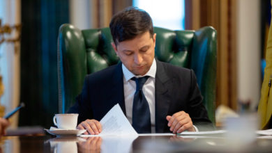 Photo of Зеленский подписал закон о особого статуса Донбасса