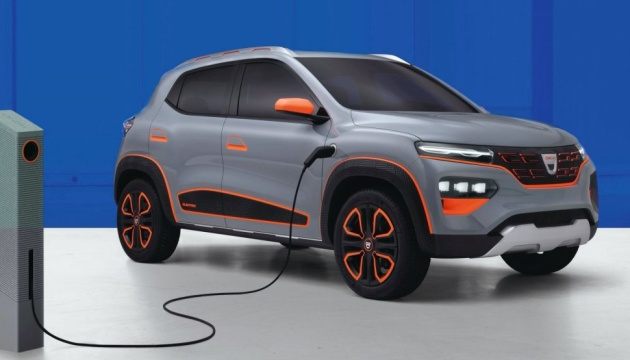 Photo of Dacia выпустит бюджетный электрический кроссовер