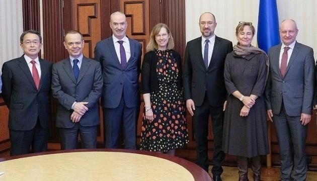 Photo of Шмыгаль обсудил с послами G7 планы нового правительства