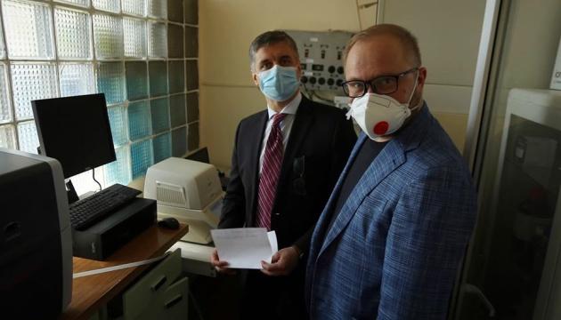 Photo of В Украине разработали тест-системы для диагностики коронавирус