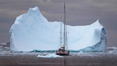 Photo of На яхте в Антарктиду
