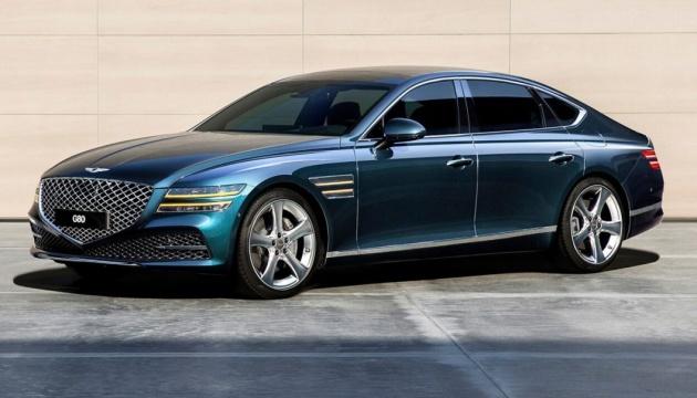 Photo of Genesis представил новый люксовый седан