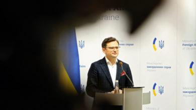 Photo of МИД требует от России прислушаться к призыву генсека ООН и прекратить огонь на Донбассе