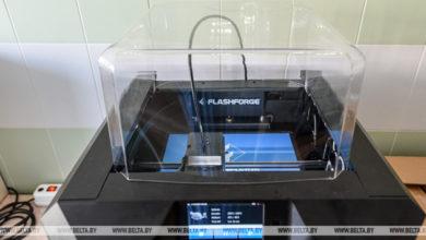 Photo of В Беларуси средства защиты для медиков будут печатать на 3D-принтерах