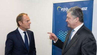 Photo of Порошенко призывает ЕС дать отпор попыткам России использовать пандемию для снятия санкций