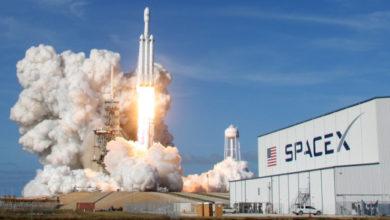 Photo of SpaceX вывела на орбиту еще 60 спутников Starlink