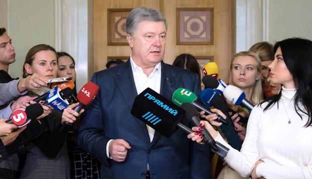 Photo of Порошенко призвал депутатов в четверг принять закон о страховании медиков