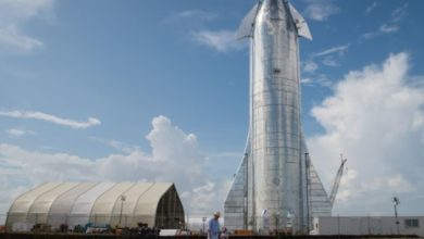 Photo of Уже четвертый корабль Starship Маска взорвался