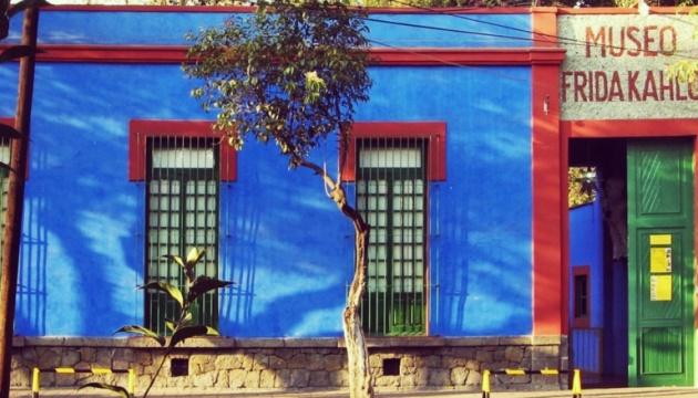 Photo of До «Голубого дома» Фриды Кало можно попасть онлайн