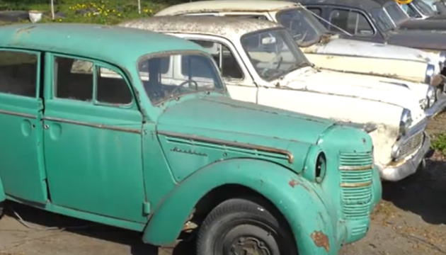Photo of Хмельницкий готовит новую туристическую аттракцию – музей ретроавтомобилей