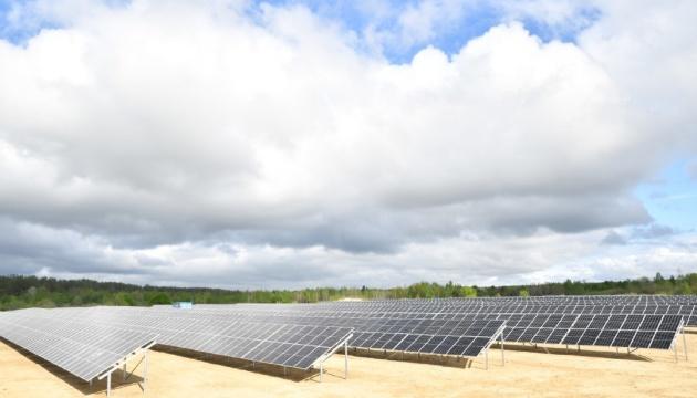 Photo of На Ровенщине строят мощную солнечную электростанцию