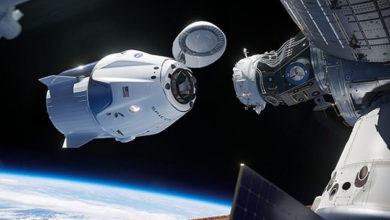 Photo of В NASA сказали, когда экипаж Crew Dragon попадет на борт МКС