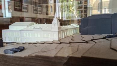 Photo of В Калуше презентовали проект реконструкции ратуши