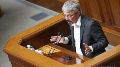Photo of Рада назначила Ткаченко министром культуры и информполитики