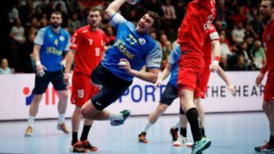 Photo of Сборная Украины по гандболу 16 июня получит соперников в квалификации Евро-2022