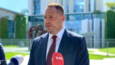 Photo of Ермак обсудил с советником Меркель активизации переговоров относительно Донбасса