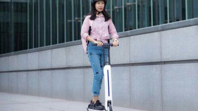 Photo of В Китае представили футуристический электросамокат