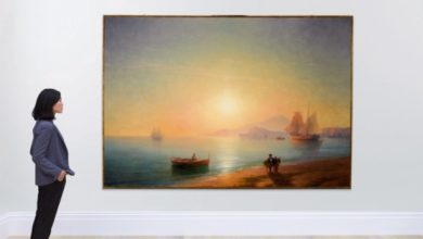 Photo of Картину Айвазовского продали за почти $3 миллиона