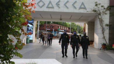 Photo of Нацгвардійці начали патрулировать курортные зоны Одессы