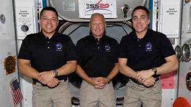 Photo of В NASA рассказали, чем занимались астронавты Crew Dragon в первый неделю на МКС