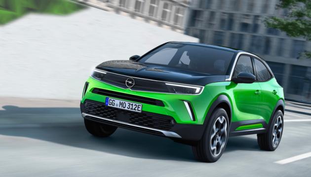 Photo of Opel представил электрический кроссовер
