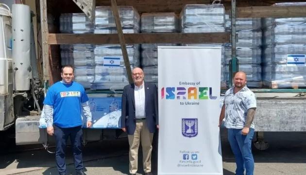 Photo of Израиль направил гумдопомогу пострадавшим от паводков в Украине