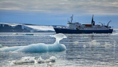 Photo of Температура в Арктике превысила средние показатели на 10°С