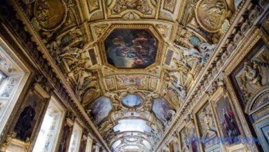 Photo of Лувр снова открыли для посетителей