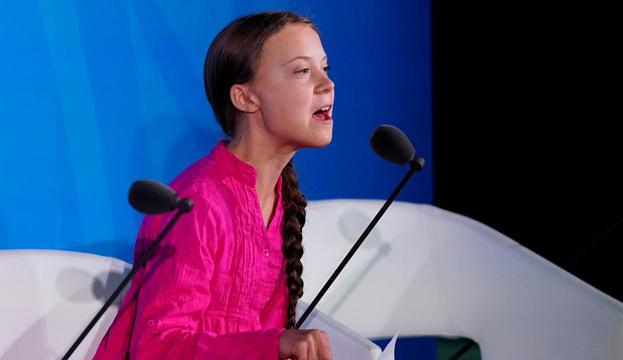 Photo of Грета Тунберг получила премию в размере €1 миллион