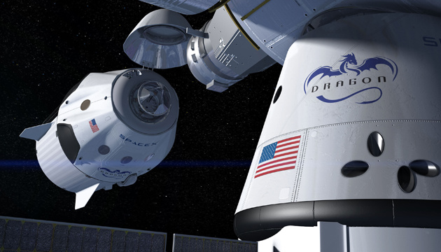 Photo of NASA и SpaceX снова планируют отправить на МКС астронавтов