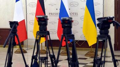 """Photo of """"Норманди"""" политических советников продолжалась 11 часов — до чего договорились в Берлине"""