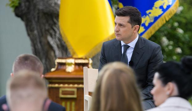 Photo of Зеленский пригласил президента Египта посетить Украину