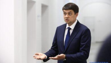Photo of Разумков подписал изменения в регламент пленарных заседаний Совета