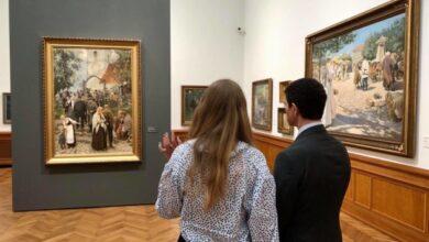Photo of В Латвийском художественном музее скоро появится русскоязычный аудиогид
