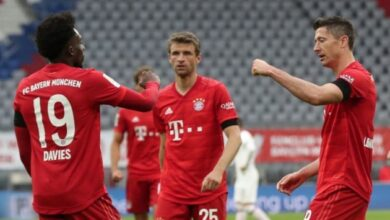 Photo of «Бавария» обыграла «Байер» и стала обладателем Кубка Германии по футболу