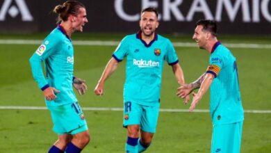 Photo of «Барселона» разгромила «Вильярреал» в чемпионате Испании по футболу