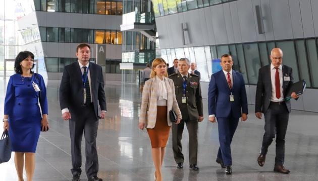 Photo of Стефанишин: Украина и НАТО хотят возобновить работу Комиссии на уровне министров