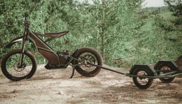 Photo of В Чехии представили мощный электробайк с прицепом