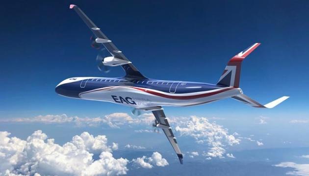 Photo of В Британии представили концепт гибридного пассажирского самолета