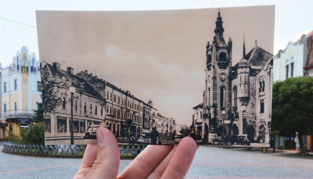 Photo of Закарпатский фотопроєкт сравнивает Мукачево сегодня и 100 лет назад