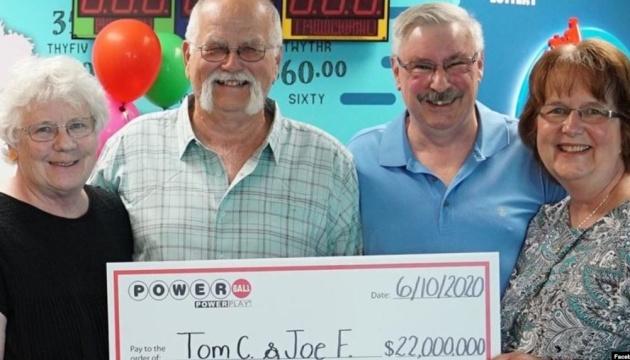 Photo of Американец выиграл в лотерею $22 миллиона — и поделился половиной с другом