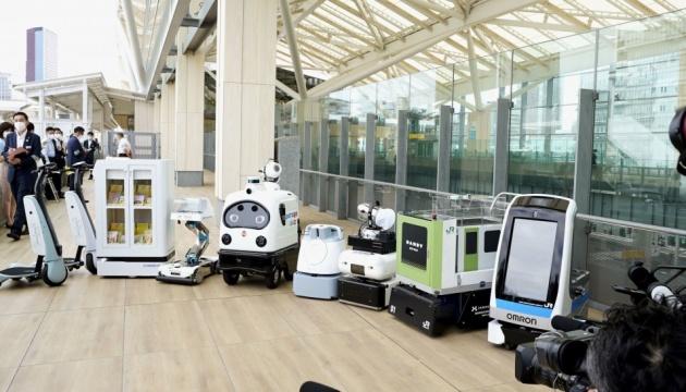 Photo of На японской железной дороги представили роботов-дезинфекторов с 3D-камерами
