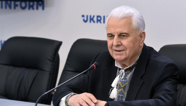 Photo of Кравчук пока не видит необходимости менять место проведения ТКГ